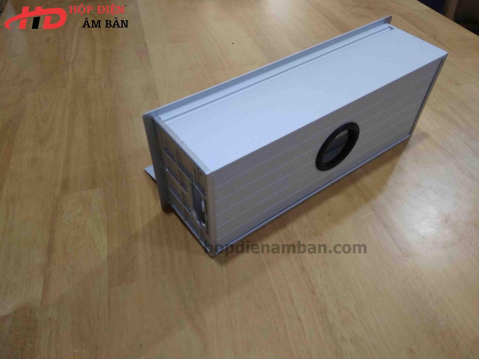 Hộp điện âm bàn có đế COB10v2-5