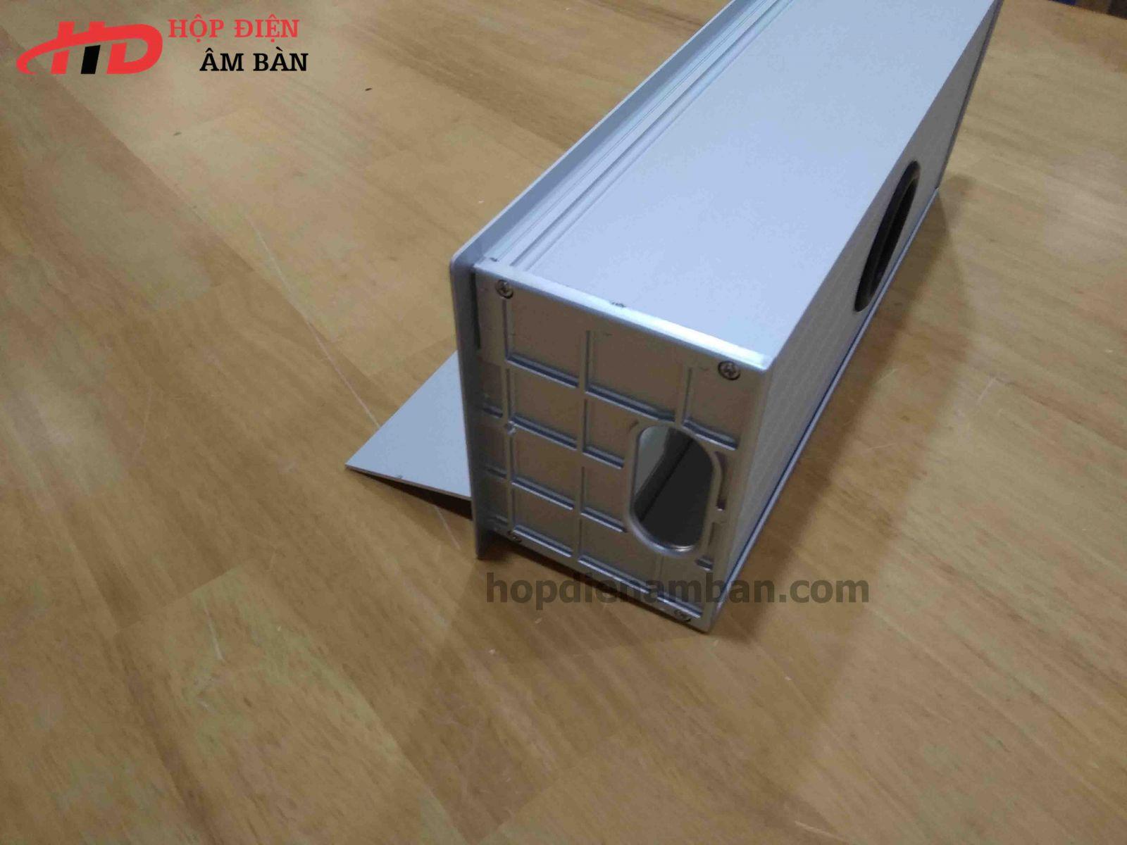 Hộp điện âm bàn có đế COB10v2-6