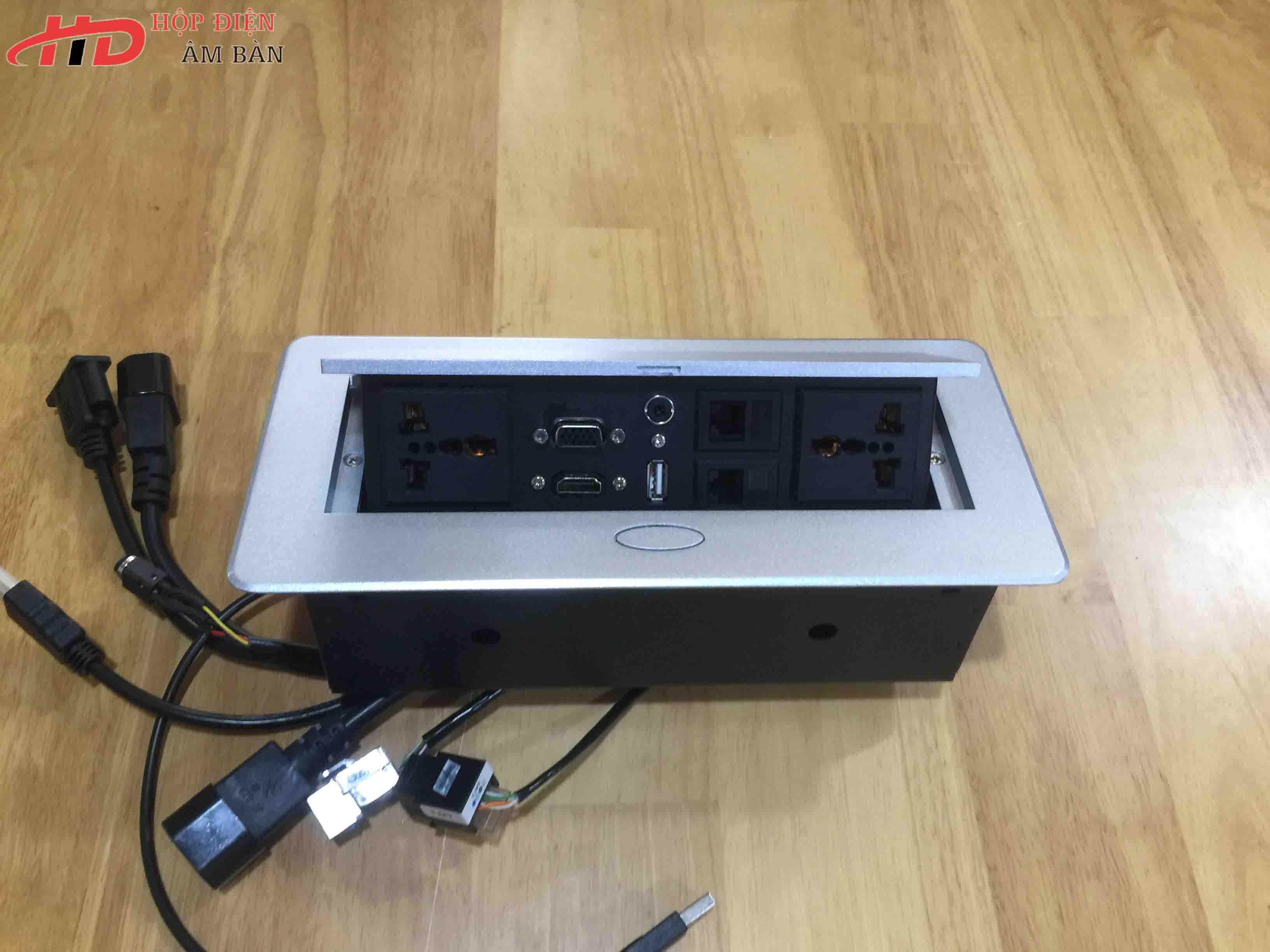Hộp Điện Nhôm HD-MD267-H2