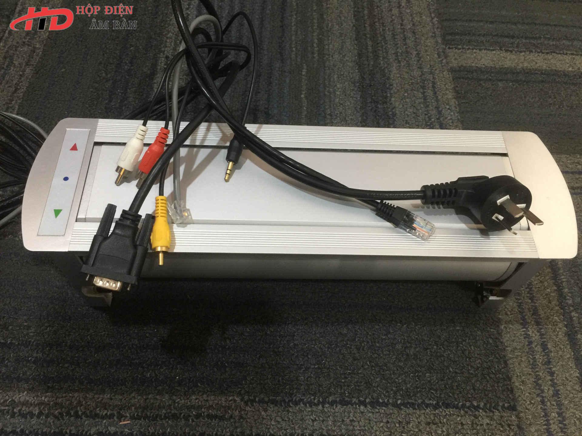 Hộp điện âm bàn HDMD-SA5