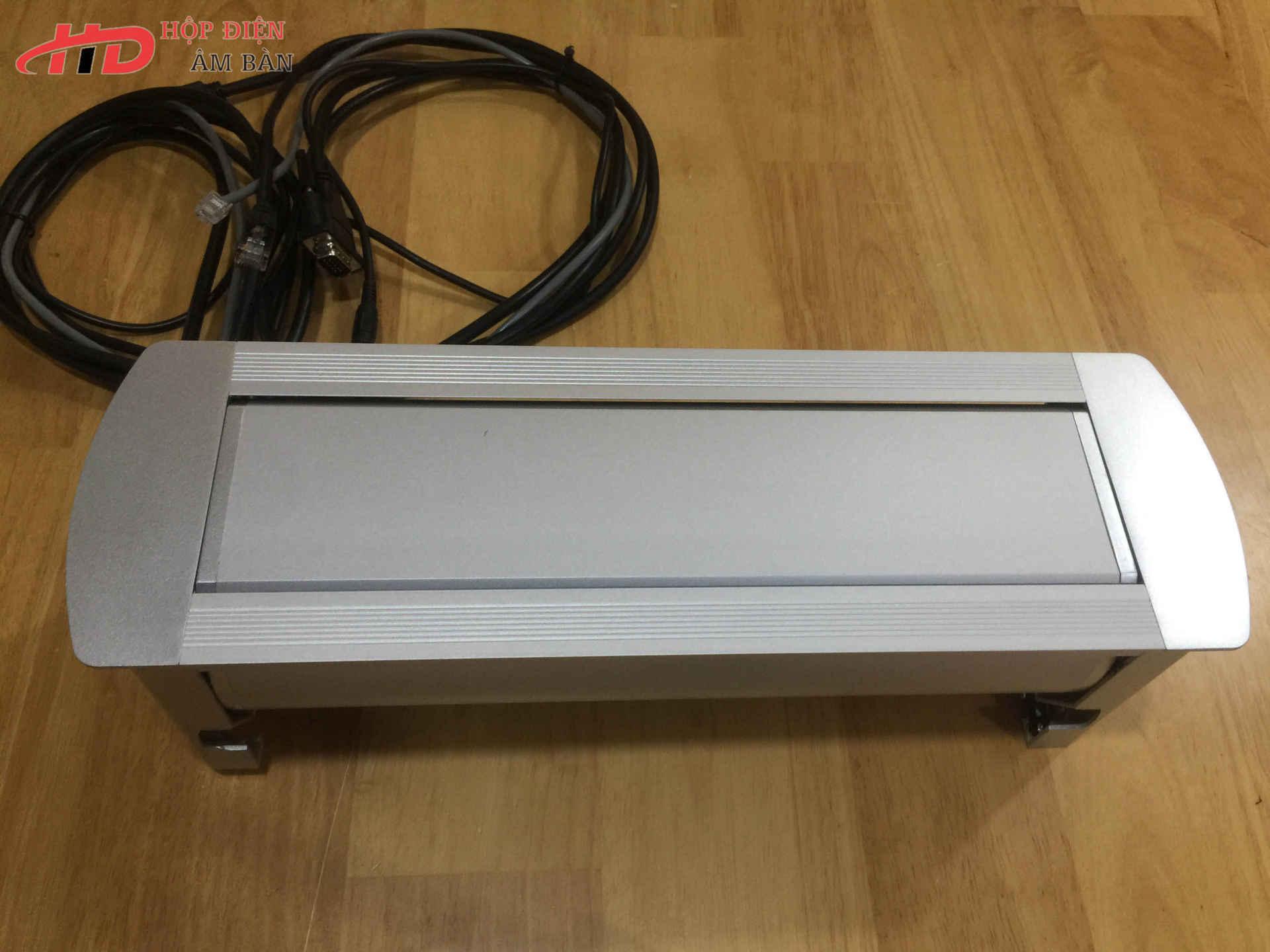 Hộp điện âm bàn HDMD-SM5