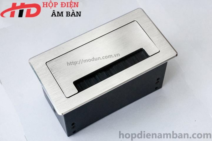 Hộp Điện Bàn Nhân Viên Nhôm HD-MD160