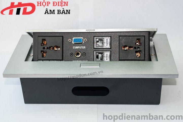 Hộp Điện Nhôm HD-MD266-D